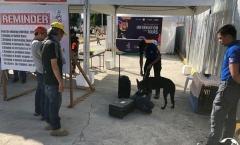 'Lực lượng đặc biệt' vào cuộc, giải quyết vấn đề an ninh ở SEA Games 30