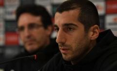 Hết ám ảnh với Mourinho, Mkhitaryan sẽ không rời đi