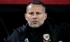 Ryan Giggs nêu ước nguyện ngày xứ Wales đối đầu tuyển Ý