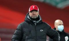 Thua M.U, Klopp thừa nhận một sự thật đau lòng về Liverpool