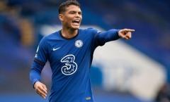 Thiago Silva lên tiếng đòi công bằng cho mình và Edinson Cavani