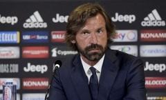 Rõ lý do cầu thủ Juventus không hài lòng với Pirlo