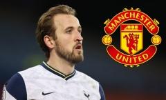 Man Utd và Spurs chốt giá, rõ khả năng Harry Kane đến Old Trafford