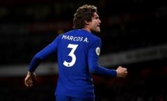 'Chelsea đã ra giá khoảng 60 triệu euro, cộng với sự phục vụ của Marcos Alonso'