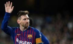 'Chúng tôi có ý định mua cả Messi và Ronaldo'