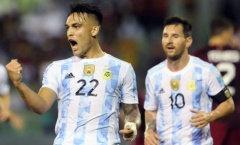 Messi im tiếng, Argentina hạ gục Venezuela nhờ tình huống bước ngoặt