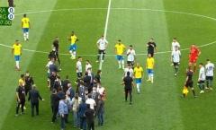 4 sao Argentina sẽ bị Brazil trục xuất ngay lập tức