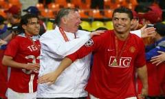 Sir Alex hé lộ sự thật về việc Ronaldo gia nhập Real Madrid