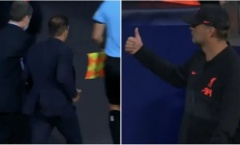 Diego Simeone giải thích lý do từ chối bắt tay Klopp