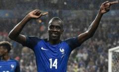 Blaise Matuidi: Ngôi sao còn thiếu của Man United