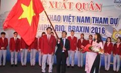 Thể thao Việt Nam quyết giành huy chương Olympic 2016
