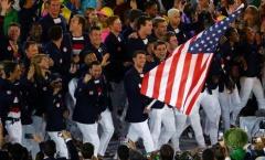 Quốc gia nào có nhiều VĐV tham dự Olympic 2016 nhiều nhất?