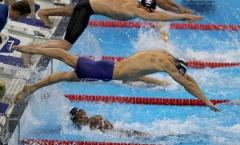 Khi VĐV kéo nhau đi giác hơi tại Olympic
