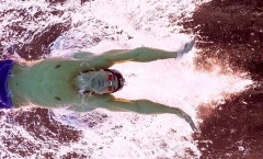 Khoảnh khắc đẹp của Michael Phelps ở Olympic 2016