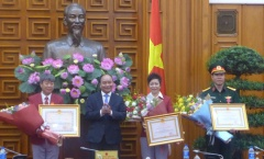 Thủ tướng: Đừng để xạ thủ Hoàng Xuân Vinh bắn chay