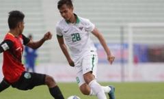 Thắng nhẹ U22 Timor Leste, U22 Indonesia hẹn U22 Việt Nam ở trận quyết định