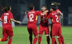 Giây phút lên ngôi của ĐT nữ Việt Nam tại SEA Games 29
