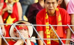Fan Việt khóc nấc khi Công Phượng, Xuân Trường gục ngã trước người Thái