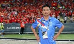 Hé lộ lý do trọng tài Võ Minh Trí không bắt chung kết SEA Games