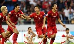 Thống kê Asian Cup 2019: Việt Nam được vinh danh