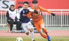 Shandong Luneng thắng đậm CLB Hà Nội, CĐV Trung Quốc vẫn nóng mặt