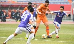 Cựu tiền vệ Trung Quốc chỉ ra nguyên nhân khiến CLB Hà Nội thua trận