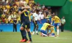 Brazil vỡ mộng giành HCV bóng đá nữ