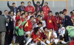 Tuyển Việt Nam: 'Cái tát' từ những con số và nền bóng đá 'ăn xổi'