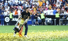 'Tôi bị sa thải vì vô địch Copa del Rey'