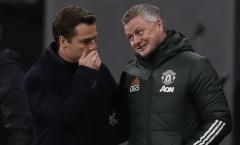 Solsa: 'Man Utd cần nhận 1 bàn thua để thức tỉnh'