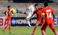 Thua trắng 0-5, thêm một đại diện Đông Nam Á bị loại khỏi World Cup