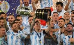 Vô địch Copa, Messi ẵm thêm hai giải thưởng danh giá