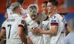 Bỉ giành chiến thắng sát nút trước Belarus trong ngày Lukaku vắng mặt