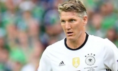 Bastian Schweinsteiger đi vào lịch sử EURO và World Cup