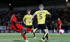 Vòng 2 League Cup: Chelsea thắng nhọc Bristol Rovers, Liverpool hủy diệt Burton