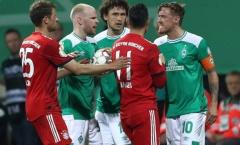'Cầm vàng suýt để vàng rơi', Bayern nghẹt thở ghi tên vào chung kết