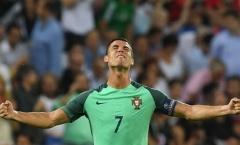Góc Lưu Ngọc Hùng: Góc khuất sau lưng Ronaldo
