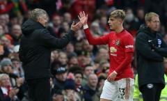 Man United thắng đậm Brighton: Ngôi sao nào chơi ấn tượng?