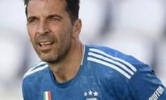 Buffon bị treo giò vì tội 'phạm thượng'