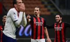 'Tôi bị Ibrahimovic mắng vì tội hơi béo'