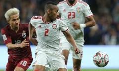 Trụ cột UAE nhận định về tuyển Việt Nam trước giờ sinh tử