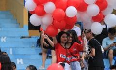 'Bóng hồng' đổ xô về Hàng Đẫy tiếp sức cho Viettel vs HAGL