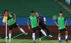 Dùng 'bảo bối' dây cao su, U23 Myanmar tự tin đánh bại U23 Việt Nam