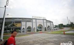 'Trái tim' SEA Games 29 Bukit Jalil đã sẵn sàng