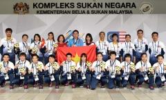 Đánh bại Indonesia 2-1, Nữ futsal Việt Nam giành HCB