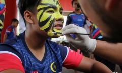 Chung kết SEA Games 29: CĐV Malaysia 'nghênh chiến' Thái Lan