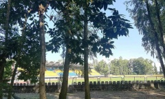 Choáng váng với sân đấu tồi tàn trận bán kết Việt Nam gặp Philippines