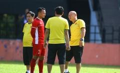 Đại chiến Malaysia, thầy Park có nguy cơ mất Trọng Hoàng