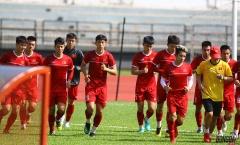 Tuyển Việt Nam đội nắng 'luyện công', Văn Toàn còn cơ hội đá trận chung kết