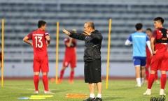 Đấu King's Cup với người Thái, HLV Park Hang-seo vỗ về học trò